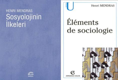 Sosyolojinin İlkeleri: Henri Mendras